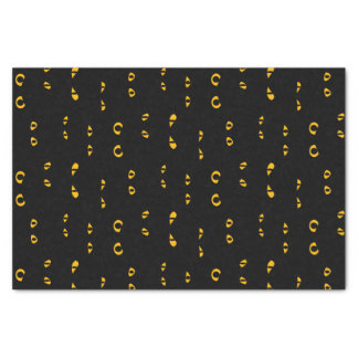 Scary Eyes Halloween Tissue Paper