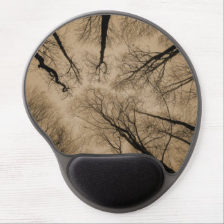 Scary Forest Gel Mouse Mat