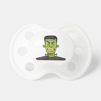 Scary Frankenstein's Monster Pacifier
