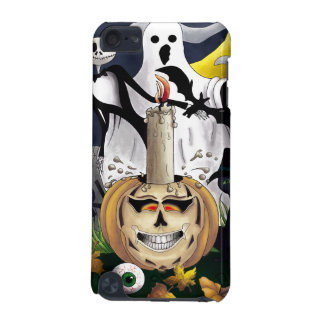 Scary Fun Halloween Creatures iPod Touch (5th Generation) Cover