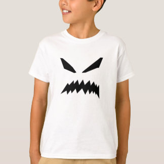 Scary Ghost Kids T-Shirt