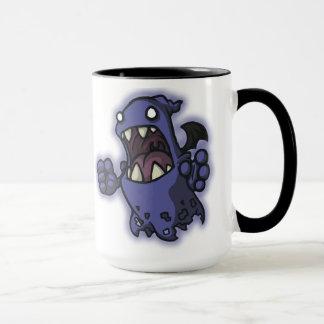 Scary Ghost Mug