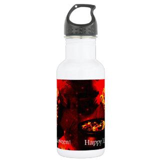 Scary Halloween Clown Design 532 Ml Water Bottle