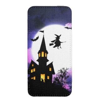 Scary Haunted House Happy Halloween