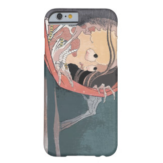 Scary Japanese Ghost iPhone 6 Case Barely There iPhone 6 Case