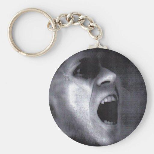Scary Ken Keychain/Keyring