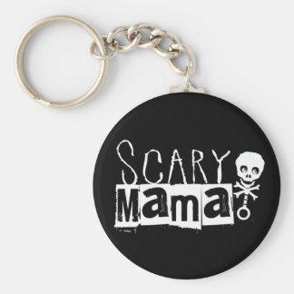 Scary Mama Keychain
