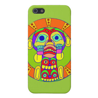 Scary Mask iPhone 5/5S Covers