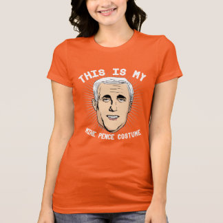 Scary Mike Pence Costume T-Shirt