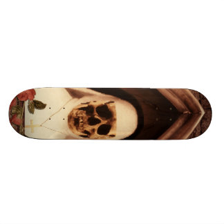 Scary now skateboard deck