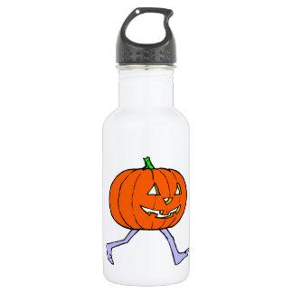 Scary Pumkin 532 Ml Water Bottle