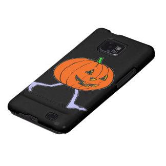 Scary Pumkin Samsung Galaxy SII Cases