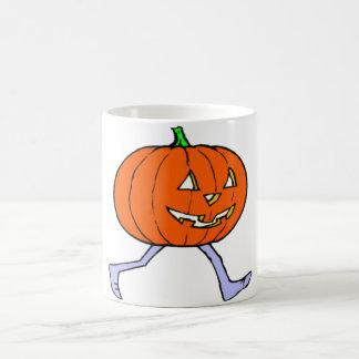 Scary Pumkin Coffee Mug