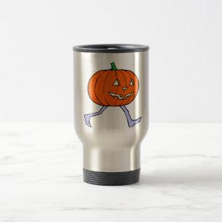 Scary Pumkin Mug