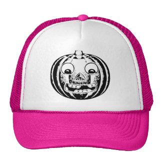 Scary Pumkin Pumpkin Mesh Hats