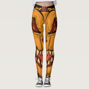 46e5a14eb Women's Scary Leggings & Tights | Zazzle UK