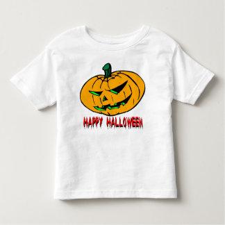 Scary Pumpkin Toddler T-Shirt
