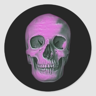 Scary Scull Stickers
