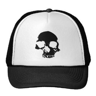 Scary skull cool gothic cap