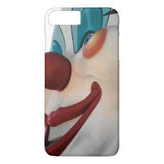 Scary Smiling Clown iPhone Case