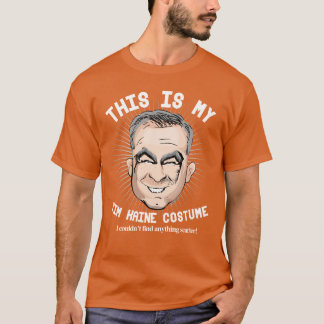 Scary Tim Kaine Halloween Costume T-Shirt