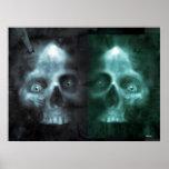 scary Twin Print