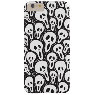 Scary wallpaper barely there iPhone 6 plus case