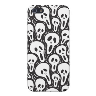 Scary wallpaper iPhone 5/5S cases