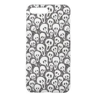 Scary wallpaper iPhone 8 plus/7 plus case