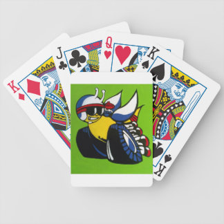 Scat Bee Bicycle Playing Cards
