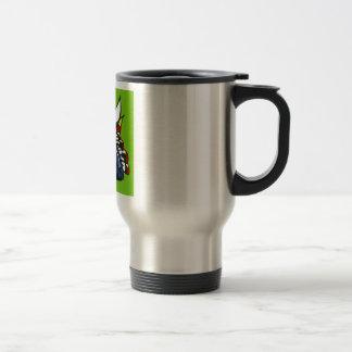 Scat Bee Travel Mug