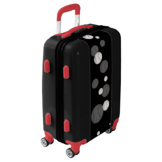 Scattered Baseball | Sports Gift Luggage