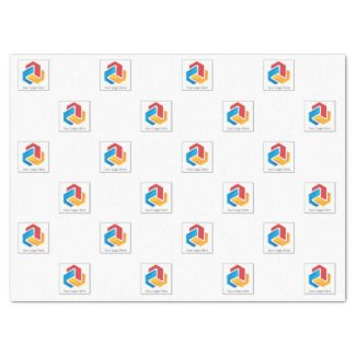 Scattered Logo Tissue Paper