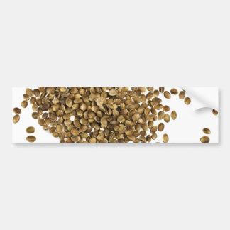 Scattered Seeds Bumper Sticker