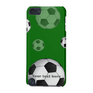 Scattered Soccer Balls | Sport Gifts iPod Touch 5G Case
