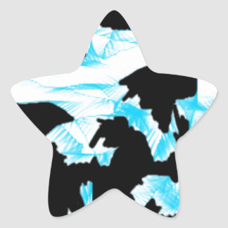 scattered thoughts 1.jpg star sticker