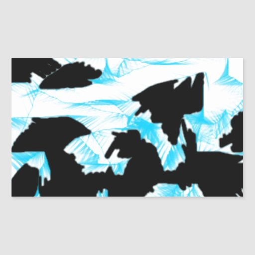 scattered thoughts 1.jpg rectangular stickers