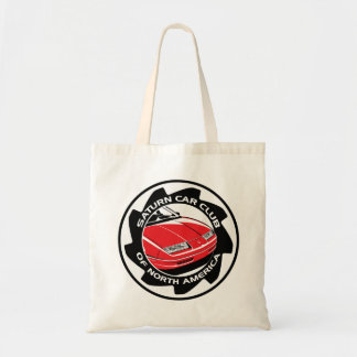SCCNA CTC Life - Saturn Car Club of North America Budget Tote Bag