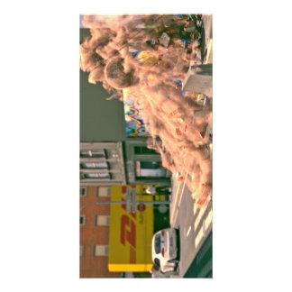 Scene 3D Street Card