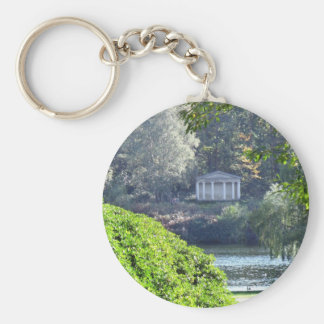 Scene at Clumber Park Keychain