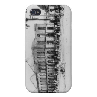 Scene at the Port of Spain, Trinidad, 1891 Case For iPhone 4