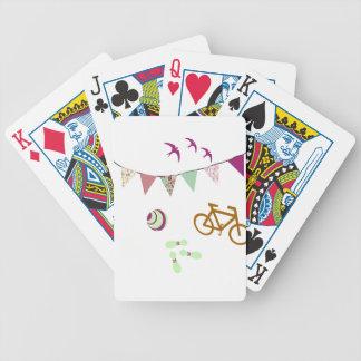 scène enfant cartes à jouer