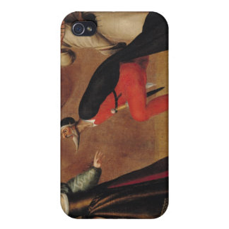 Scene from a Play iPhone 4/4S Case