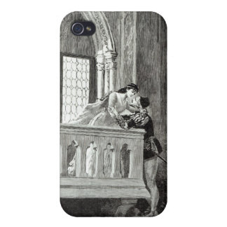 Scene from Act II of Romeo and Juliet iPhone 4/4S Case