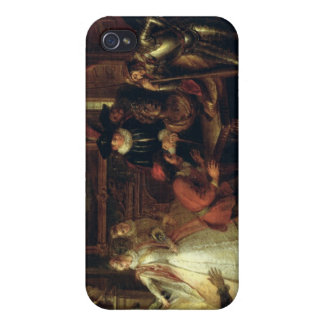 Scene from 'Don Quixote de la Mancha' iPhone 4/4S Covers
