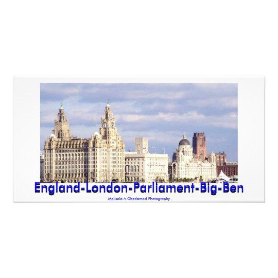 SCENE FROM LONDON ENGLAND (UK) PHOTO CARDS