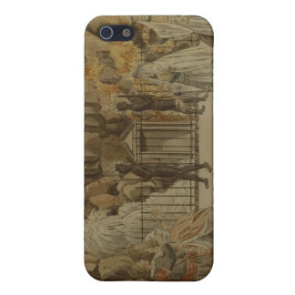 Scene from 'The Magic Flute' by Mozart, 1795 iPhone 5/5S Cases