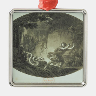 Scene from 'The Magic Flute' by Mozart Christmas Ornament