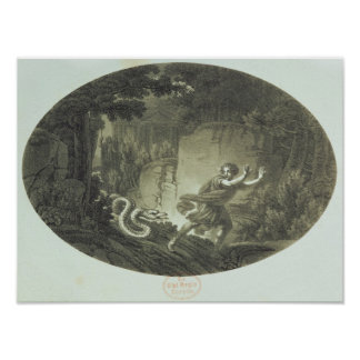 Scene from 'The Magic Flute' by Mozart Print