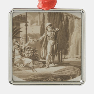 Scene from 'The Marriage of Figaro' Christmas Ornament